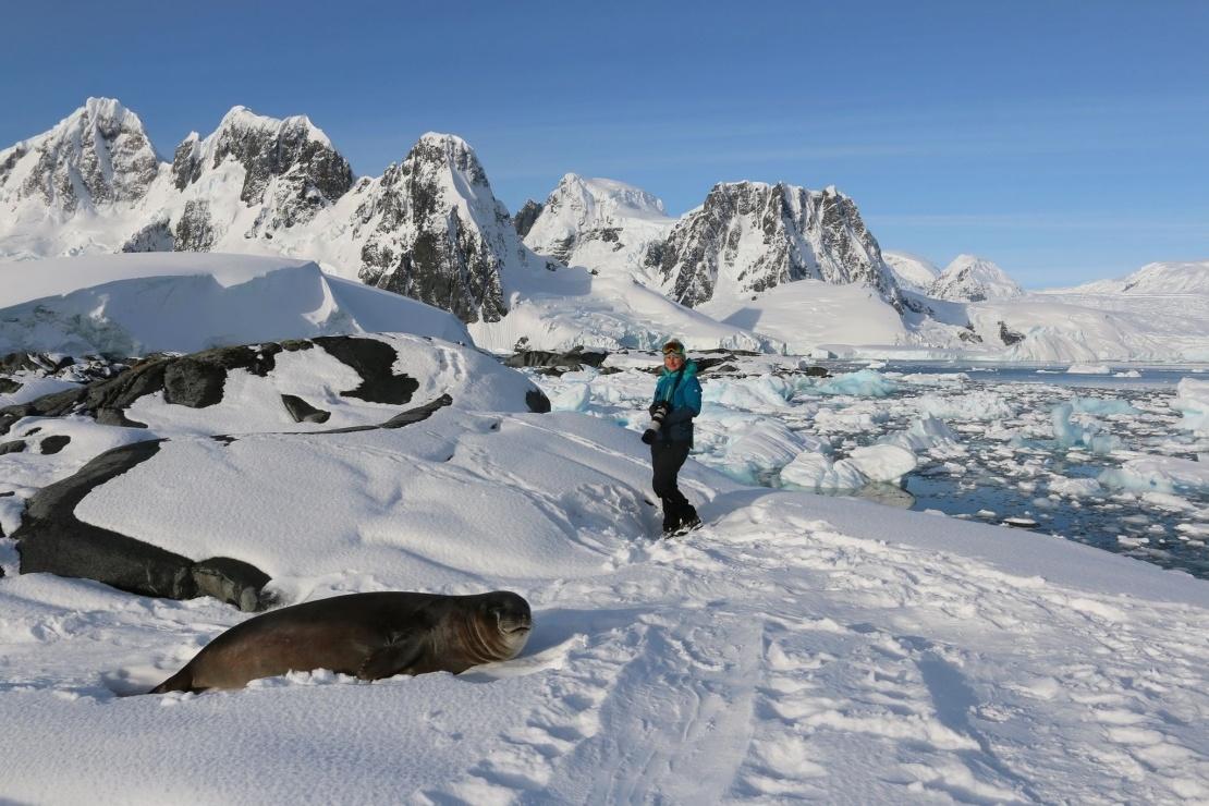 Ученая провела на станции 16 месяцев из-за того, что перед зимовкой она приехала в сезонную экспедицию