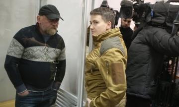 Справу «Савченко — Рубана» про підготовку теракту хочуть перенести зі Слов'янська в Чернігів