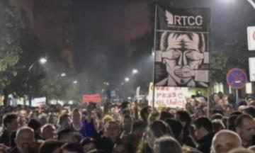 «Ми хочемо справедливості». У Чорногорії тисячі людей вимагають відставки влади