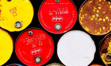 Ціни на нафту впали до мінімуму за рік. Вона коштує вже менше $60