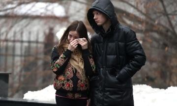 Прощання з репером Децлом у Москві відбулося без мікрофонів, промов та професійних фотографів