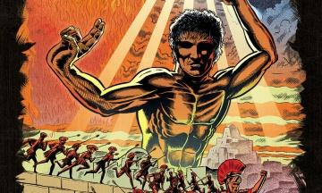 Видавець «Ходячих мерців», студія Image Comics, випустила комікс про Ісуса-вбивцю
