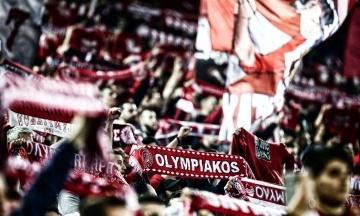Фанатам «Олимпиакоса» советуют не использовать российскую символику в Киеве