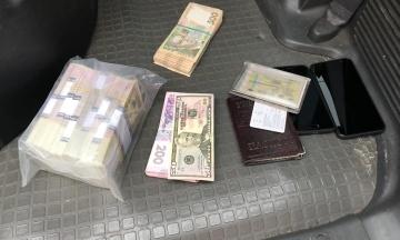Прокуратура задержала руководителя «Донецкого облавтодора» Закутаева на получении взятки в 300 тыс. грн