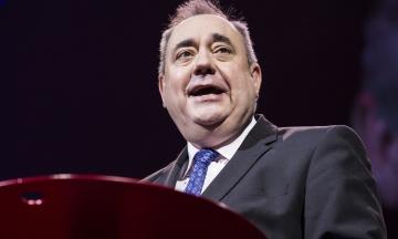 Бывший первый министр Шотландии Алекс Салмонд арестован из-за подозрений в домогательствах