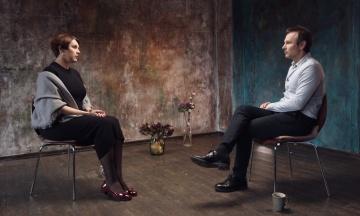 Святослав Вакарчук дав велике інтерв'ю Соні Кошкіній. Переказуємо в одному абзаці