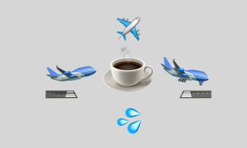 Літак розвернувся над Атлантикою та екстрено сів в Ірландії через розлиту пілотом каву