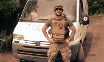 ЗМІ написали, що в голові убитого на Донбасі медика Іліна був ніж. Огляд показав — колотих ран немає, ножа не було