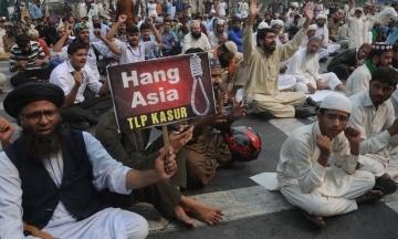 У Пакистані випустили з в'язниці християнку. Жінку хотіли повісити, бо вона випила води з «мусульманського» колодязя
