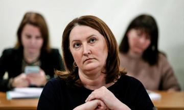 Суд скасував закриття справи проти ексглави НАЗК Корчак. Її звинувачували в нарахуванні собі премій