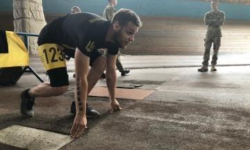 В Украине стартовали спортивные тестирования ветеранов на «Игры непокоренных — 2020»