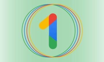 Google змінює хмарний сервіс Диск на One. Тепер файлами можна буде ділитися з сім'єю