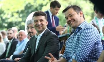 У серпні Богдан і Рябошапка отримали більші зарплати, ніж Зеленський