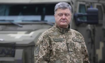 «32 тисячі військових, бойова авіація та ракети — готові до нападу». Порошенко назвав кількість військ Росії у Криму