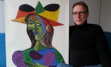 В Амстердамі знайшли викрадену картину Пабло Пікассо Buste de Femme. Її оцінюють у €25 млн