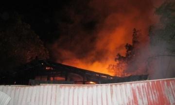 Пожар в Одессе: огонь попал в больницу снаружи, но спасатели не видят признаков поджога