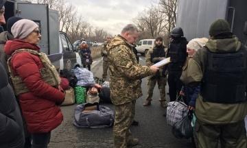З окупованого Донецька перемістили 13 ув'язнених громадян України