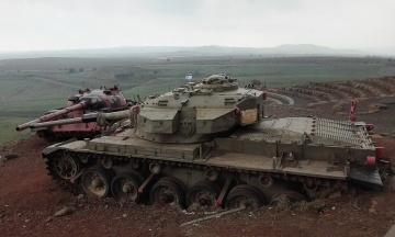 Россия направила военную полицию на Голанские высоты после обострения ситуации