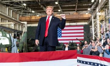 Трамп: Генпрокурор Барр готує «неймовірні одкровення» про злив інформації з України проти Манафорта під час виборів у США