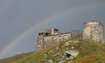 Вандалы повредили обсерваторию на горе Поп Иван. Ущерб оценили в 600 тыс. гривен