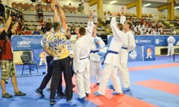 Українські студенти взяли 42 медалі на спортивних змаганнях у Хорватії. Це найкращий результат серед 36 країн