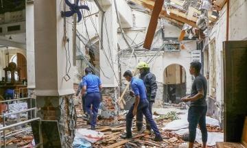 На Шрі-Ланці сталися вибухи в церквах і готелях, кількість жертв росте. Вже відомо про 156 загиблих