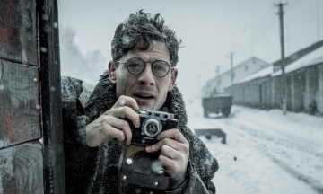 На Берлінському кінофестивалі відбудеться прем'єрний показ українсько-польського історичного трилера «Гарет Джонс»
