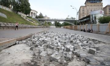 Строительство мемориала Героев Небесной Сотни снова остановили. Генпрокуратура до конца месяца будет проводить следственные эксперементы
