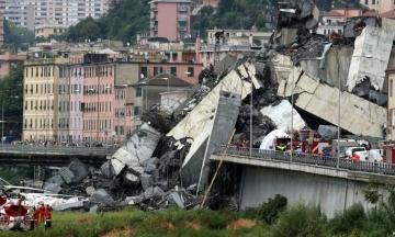 В Генуї завершили пошукову операцію. Названа офіційна кількість загиблих