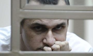 Російська влада не прийняла клопотання про помилування Сенцова