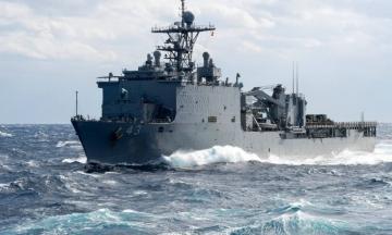 У Чорне море увійшов десантний корабель морської піхоти США