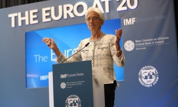 МВФ прогнозує суттєвий спад економіки Великобританії, якщо вона не домовиться з ЄС про умови Brexit