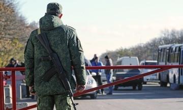 Госпогранслужба: В Крым смогут попасть только граждане Украины