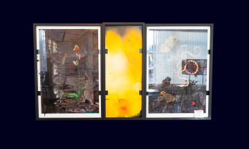 Мутації та постапокаліпсис. У Музеї історії Києва триває виставка Made in Chernobyl — і ось що на ній показують