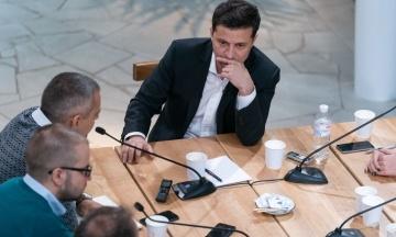 Зеленський: Усі члени фінансового комітету Ради повинні пройти перевірку на детекторі брехні