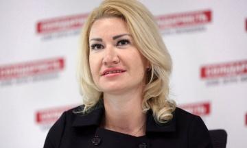 «Європейська солідарність» Порошенка виключила зі списку Баласинович. Раніше вона потрапила в скандал