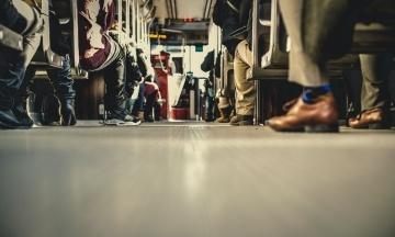 В Киеве общественному транспорту позволили перевозить больше пассажиров