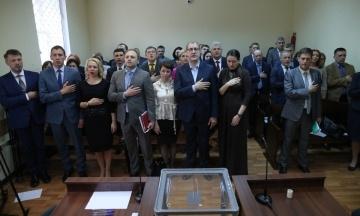 Антикорупційний суд не зміг обрати свого голову