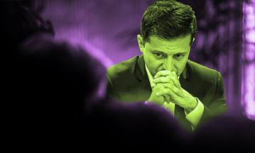 ОПзЖ на съезде партии приняла резолюцию о начале процедуры импичмента Зеленского