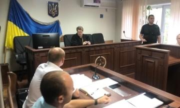 Суд у Києві арештував поліцейського, підозрюваного в убивстві хлопчика в Переяславі-Хмельницькому