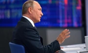 «Страны ЕС аккуратненько подхрюкивают американцам». Путин грозит новыми видами вооружения Европе и США