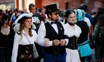 У Києві відкрився масштабний косплей-фестиваль Comic Con