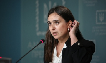 Допит речниці Зеленського: ГПУ звинуватила Офіс президента в ухиленні від пояснення заяв Мендель про обстріли на Донбасі