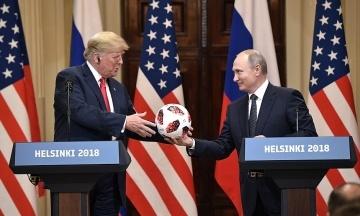 Президенти США Дональд Трамп і Росії Володимир Путін говорили чотири години. Коротко переповідаємо про що