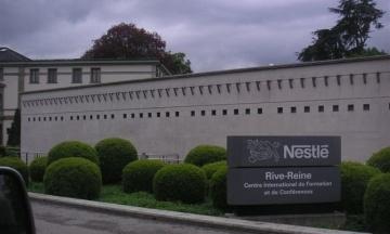 Через нестачу продовольства Британія поклала відповідальність за поповнення запасів на ексголову Nestle