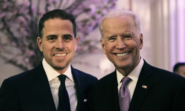 Кандидат у президенти США Джо Байден розповів про наркозалежність свого сина, який працював на бізнесмена Злочевського