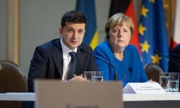 «Північний потік — 2» буде центральною темою переговорів Зеленського і Меркель