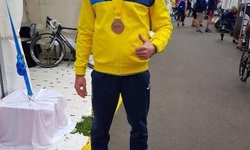 Українці виграли першу медаль на «Іграх нескорених» у Сіднеї. Перемогу приніс Денис Фіщук у велогонці