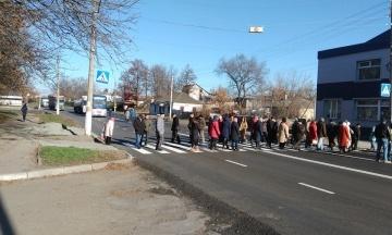 Надзвичайний стан у Смілі: у місті блокували трасу на Київ і пікетували мерію