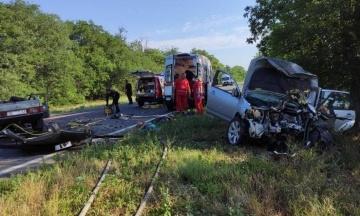 В Одеській області в ДТП загинули 6 осіб. Серед потерпілих дитина